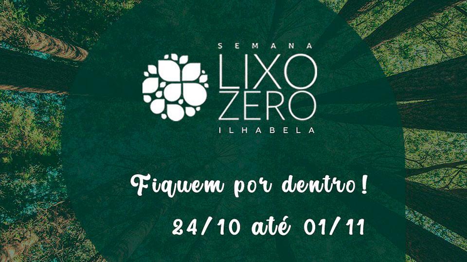 Semana Lixo Zero Ilhabela - 2020