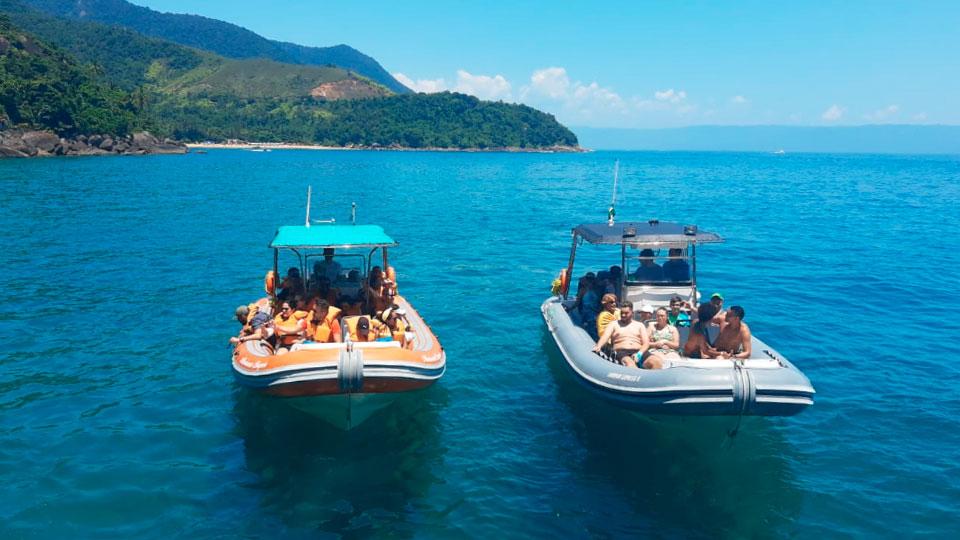 Up Adventure Turismo - Ilhabela