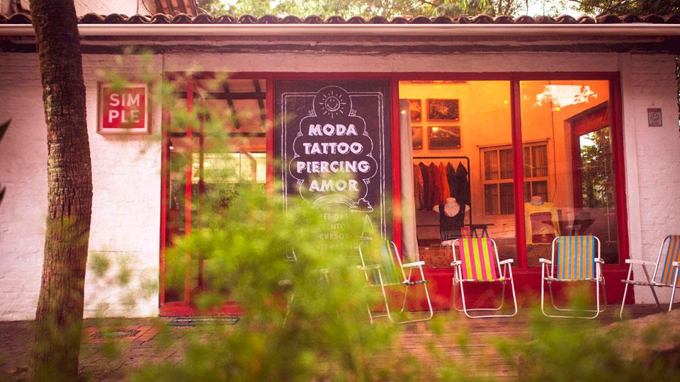 Casa Simple - Roupas feitas com calma e experiências em Ilhabela
