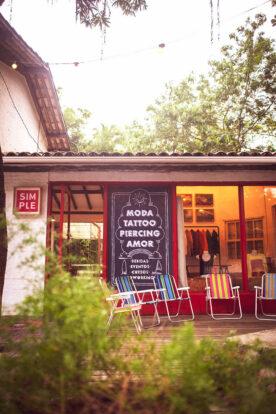 Casa Simple - Moda e Experiências em Ilhabela