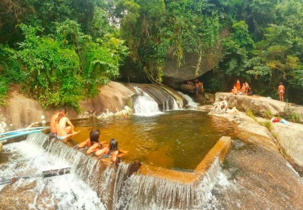 Ilhaeco Trips & Aventuras - Passeios para cachoeiras em Ilhabela