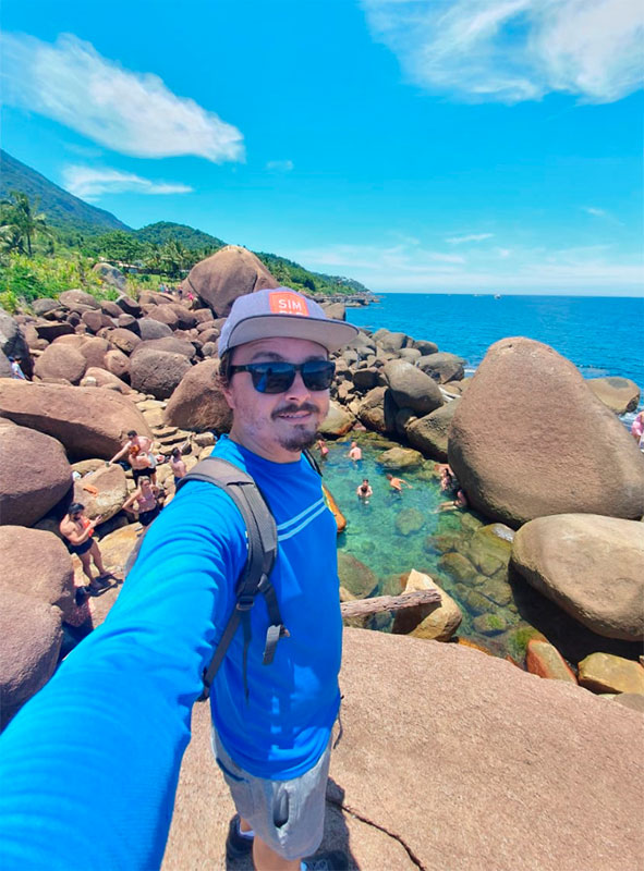 Ilhaeco Trips & Aventuras - Piscinas Naturais em Ilhabela