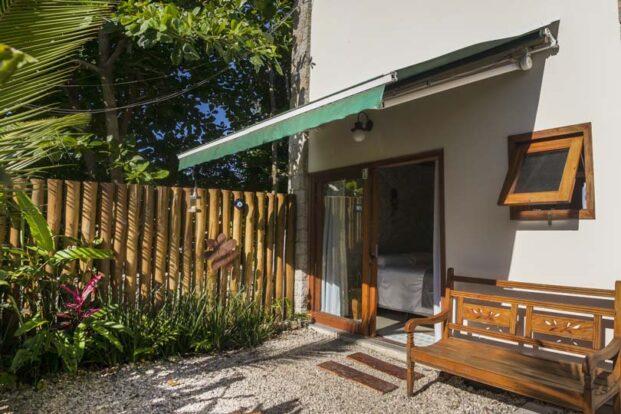 Suítes Garden - Reserva Ilhabela - Hospedagem Sustentável em Ilhabela - Praia da Feiticeira