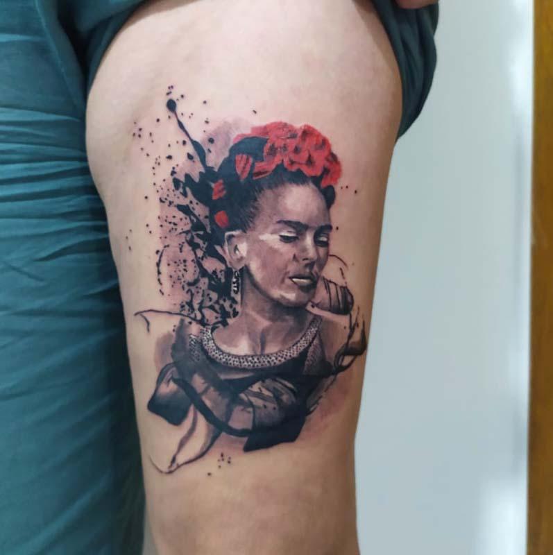 Casa Simple - Coworking Estúdio Tatuagem em Ilhabela - Bruno Pes Tattoo