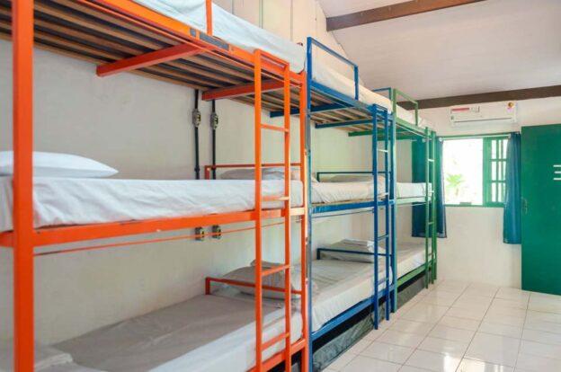 Dormitórios compartilhados - ClanDestino Hostel Ilhabela