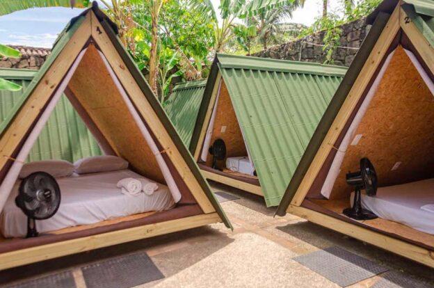 Cabanas privativas - ClanDestino Hostel Ilhabela