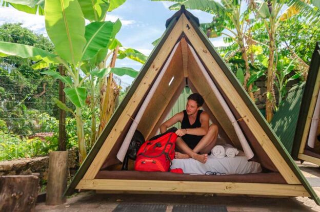 Smart Camps - ClanDestino Hostel Ilhabela