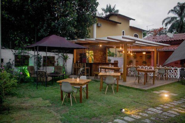 Manacá Hospedaria e Bistrô em Ilhabela - Hostel