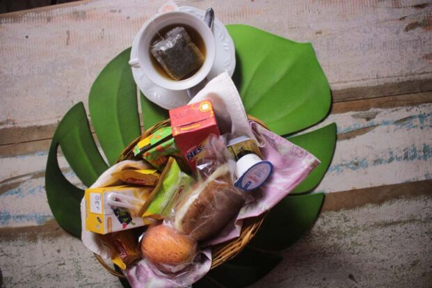 Manacá Hospedaria e Bistrô em Ilhabela - Hostel com café da manhã