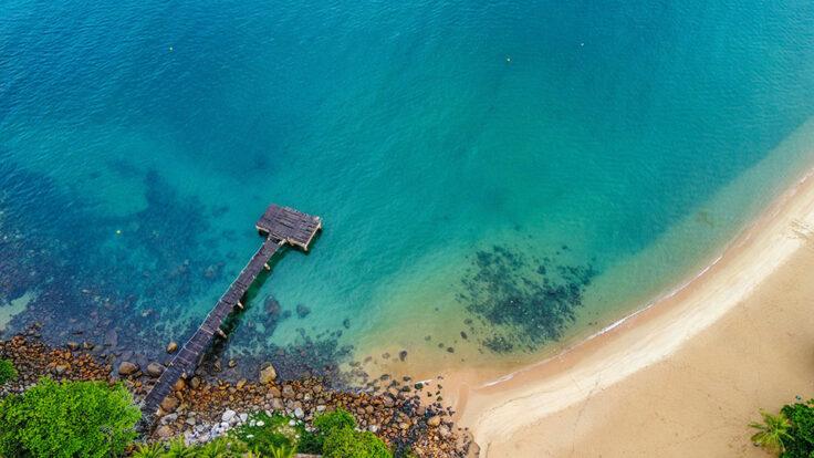 Reserva Ilhabela - Hospedagem Sustentável em Ilhabela - Praia da Feiticeira