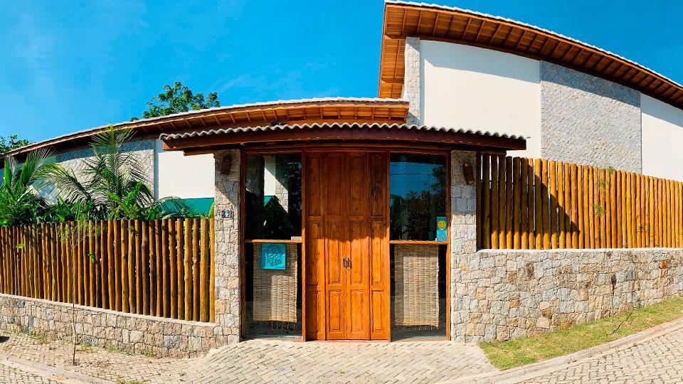 Reserva Ilhabela - mais que uma hospedagem na Praia da Feiticeira