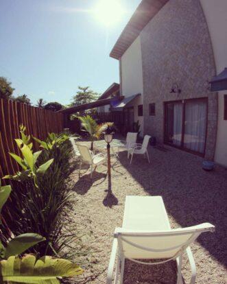 Suite Garden - Reserva Ilhabela - Hospedagem Sustentável em Ilhabela - Praia da Feiticeira