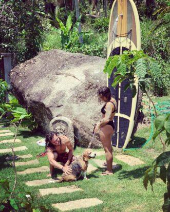 Hospedagem Pet Friendly - Reserva Ilhabela - Hospedagem Sustentável em Ilhabela - Praia da Feiticeira