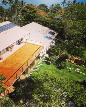 Solário - Reserva Ilhabela - Hospedagem Sustentável em Ilhabela - Praia da Feiticeira