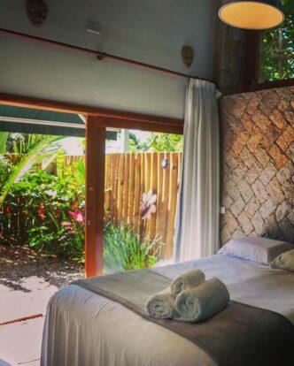 Suíte - Reserva Ilhabela - Hospedagem Sustentável em Ilhabela - Praia da Feiticeira