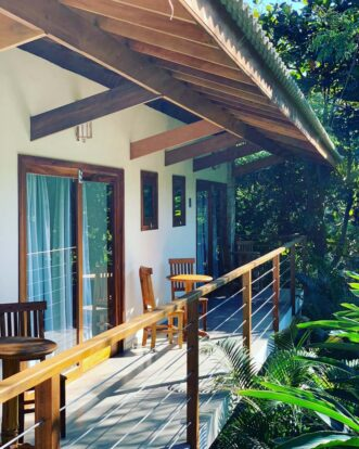 Suíte Varanda - Reserva Ilhabela - Hospedagem Sustentável em Ilhabela - Praia da Feiticeira