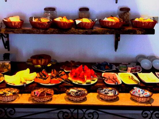 Pousada Náutilus Ilhabela - Café da Manhã