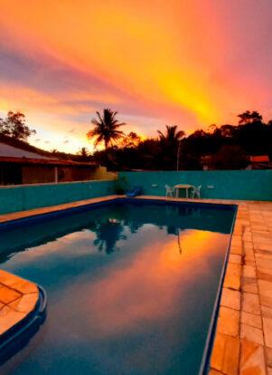 Chalés Maranata - Ilhabela - Pôr do Sol