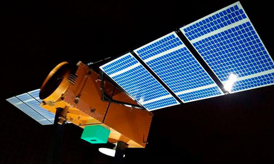 Satélite Amazônia 1 - Primeiro satélite 100% brasileiro (Imagem: divulgação / Inpe)