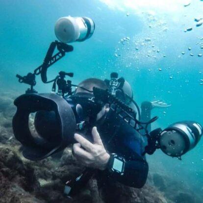 Aquáticos Ilhabela - Mergulhe com fotos e vídeo em Ilhabela
