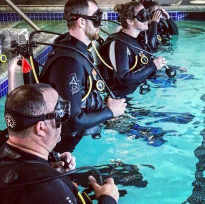 Aquáticos Ilhabela - Curso de mergulho em Ilhabela