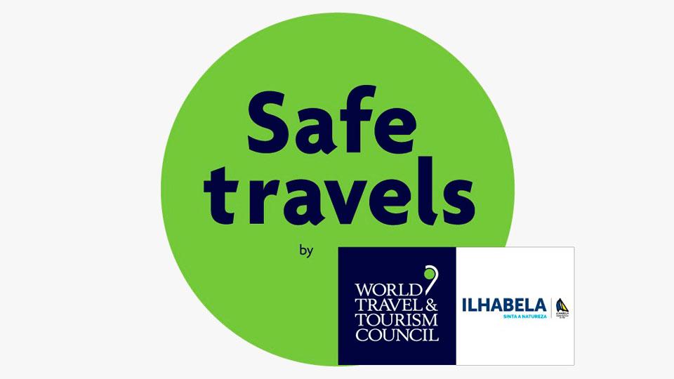 Ilhabela ganha selo Safe Travels de destino seguro para sua viagem