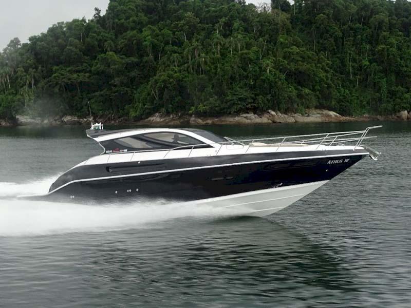 Real 450 - PrimeShare Ilhabela Embarcações Compartilhadas