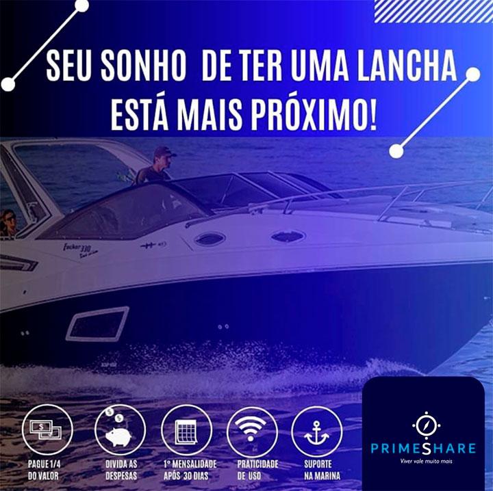 PrimeShare Ilhabela Embarcações Compartilhadas