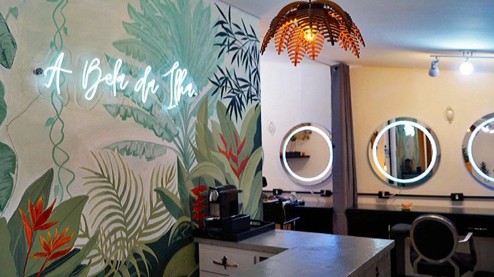 A Bela da Ilha tem novo espaço de beleza e estética no Perequê em Ilhabela