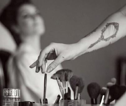 Aula de maquiagem com Mychelle Pavão - A Bela da Ilha