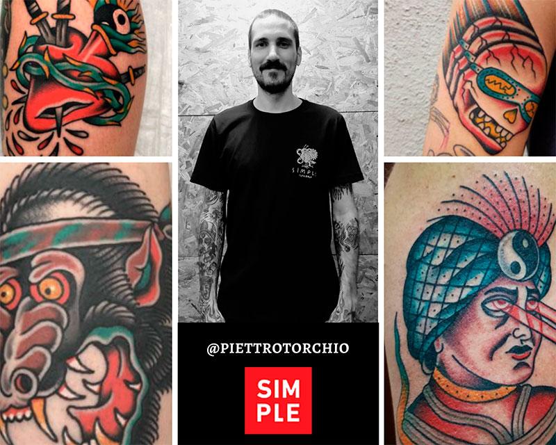 Flash Week Tattoo Ilhabela na Casa Simple - @piettrotorchio