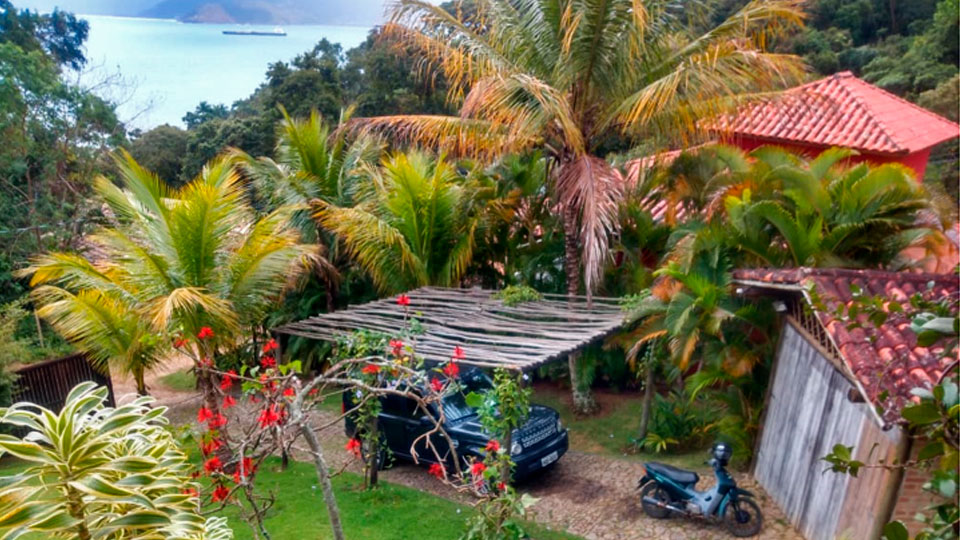 Casa para locação no sul de Ilhabela - Imóvel à venda - Sérgio Hette Imóveis